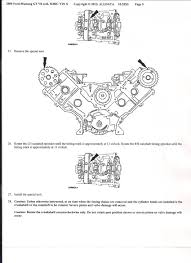 4 6 ford engine timing diagram wiring diagram autovehicle