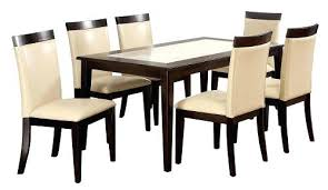 marble top dining table australia. full image for furniture of america vinia 7 piece dining table set with faux marble top australia