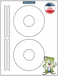 200 Cd Dvd Labels Blank Labels Brand Compatible 5931 Size Laser And Ink Jet C
