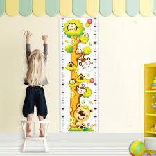 Kids Height Chart 2019 Kids Height Chart Home Decor Wall Sticker For Kids Rooms Giraffe Height Ruler Decals Wallpaper From Gillehuang 32 57 Dhgate Com