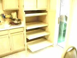 pull out cabinet organizer ikea pull out pantry cabinet installed general