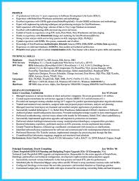 Inventory Resume Sample Supervisor Stock Warehouse Template