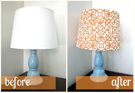 Diy Lampshade Diy Fabric Lampshade Recover Tutorial Six Sisters Stuff