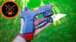 Best Tactical Pistol Light Best Pistol Light For Everyday Carry Streamlight Tlr 7 Review