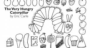 Small Picture free printable very hungry caterpillar coloring pages Archives
