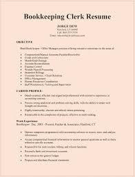 Bookkeeping Clerk Resume 778x1024 Bookkeeper Job Description