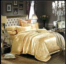 gold bedding sets gold queen comforter set