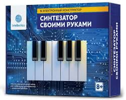 """Набор """"Электронный <b>конструктор</b>. <b>Синтезатор своими</b> руками ..."""
