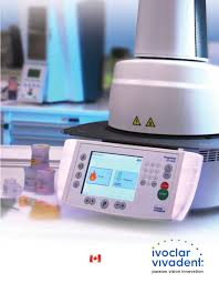 Ivoclar Classic Firing Chart Ivoclar Technical Products Catalog Pdf Document