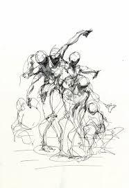 Architecture and Dance: Architecture and Dance: A sensuous experience    Dancing drawings, Movement drawing, Human sketch