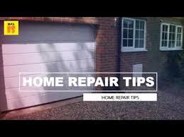 2018 garage door repair tips set the trend with a new hormann lpu40 l ribbed garage doors