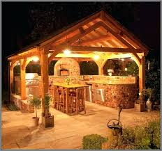 summer house lighting.  House Gazebo Lighting Kitchen Outdoor With Lights  Chandelier And Summer House