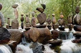 Small Picture The Zen of Rock Balancing Garden Design