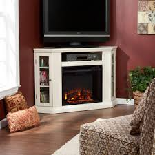 furniture electric fireplace tv stand white inspirational dunminning corner tv stand with fireplace electric fireplaces
