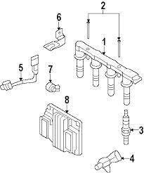 com acirc reg chevrolet knock sensor aveo partnumber  2010 chevrolet aveo ls l4 1 6 liter gas ignition system