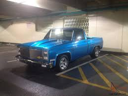Chevy C10 Custom Lowered