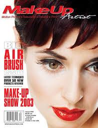 makeup by 2 time emmy award winning makeup artist todd mcintosh and blanche macdonald makeup director make up artist magazine issue