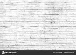 Witte Stenen Bakstenen Muur Textuur Achtergrond Voor Kamer Muur