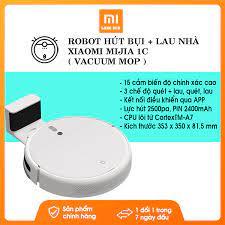 Robot hút bụi lau nhà XIAOMI MIJIA 1C – Tivi Xiaomi Lạng Sơn