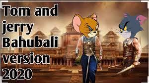 Tom and Jerry | BAHUBALI MALAYALAM | Tom ,Jerry