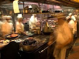 busy restaurant kitchen. KitchenActionShotSeafoodiStock_000002884541Medium Busy Restaurant Kitchen