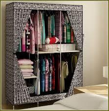home and furniture fabulous portable closet organizer in large interior pateohotel com regarding portable closet