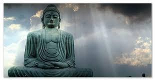 Будда и его учение буддизм сообщение Каменная статуя в Индии