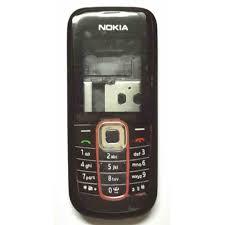 Housing for Nokia 2600 classic Black ...