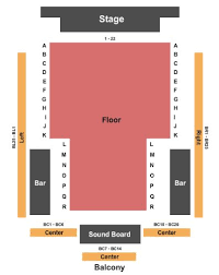 White Eagle Hall Tickets And White Eagle Hall Seating Chart