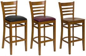 bar chairs with backs. $119.00, Wood_Ladder_Back_Cherry.jpg Bar Chairs With Backs