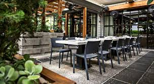 sustainable restaurant furniture. Outdoor:Fru Restaurant Patio Chairs Aluminum Bamboo Chair For Outside Table And Sets Bar Stools Sustainable Furniture S