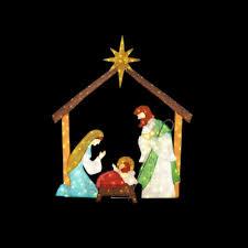 Lighted Nativity Set For Yard Pin On Christmas Holidays