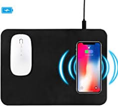 wireless charging mouse pad - Amazon.com