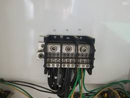 advice needed on wiring up 80 hp rpc to 400amp service install 400 amp service at Wiring A 400 Amp Service