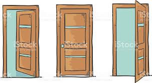 open door drawing perspective. Magnificent Closed Door Drawing And Open Closet Perspective