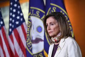 Nancy Pelosi, de verketterde koningin ...