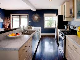 One Wall Kitchen Layout With Island Natural Single Wall Kitchen - One wall kitchen designs