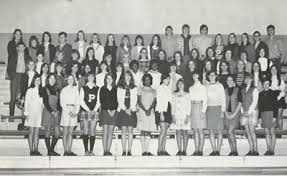 it s being black and poor race class and desegregation at  virginia ward center in a future business leaders of america yearbook photo pebblebrook