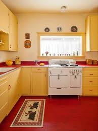 Retro Style Kitchen Accessories Designing A Retro 1940s Kitchen Old House Restoration Products