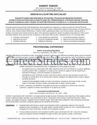 Tax Preparer Resume Sample Unique Forensic Accounting Resume Staff