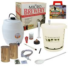 Small Picture MICRO BREWERY 40 PINT BEER MAKING KIT HOME BREW BITTER Amazonco
