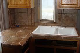 Tile Countertop Kitchen Tile Countertops Kitchen Pictures Cliff Kitchen