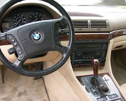 Picture Of 1995 Bmw 7 Series 740i, Interior, 2001 bmw 740i ...