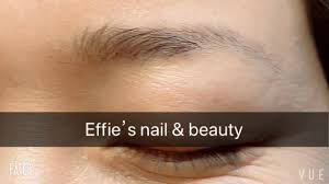 Effie's nail and beauty, 50 Stuart park, Edinburgh (2021)