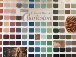 historic exterior paint colorshistoric charleston  Tara Gurard Soire