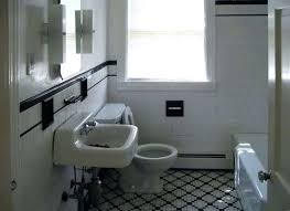 1940 Bathroom Design