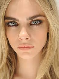 cara delevingne no makeup google search