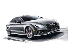 2015 Audi Exclusive RS7 Dynamic Edition Review - Top Speed