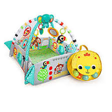 Bright Starts 5-in-1 Your Way Ball Play Activity Gym Baby Gyms | buybuy BABY