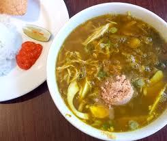Soto Ayam, Makanan kegemaran Pak Sby | Asian taste